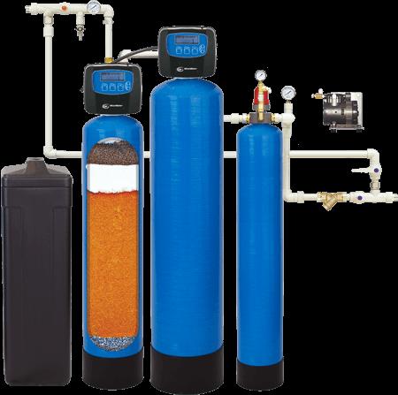 Фильтры для воды в загородном доме