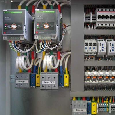 резервноое электроснабжение для коттеджа