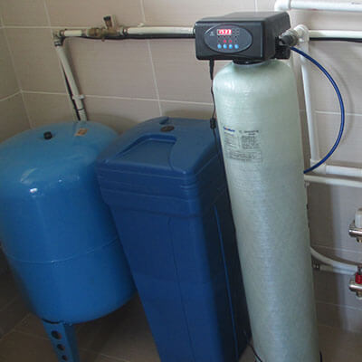УФ обеззараживатель воды