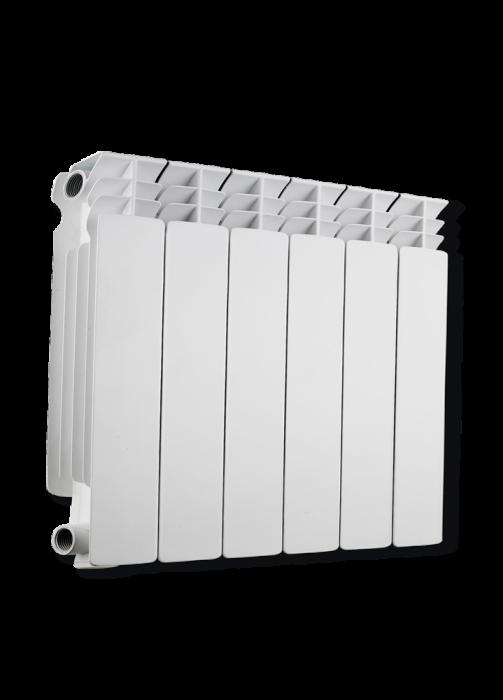 Биметаллический радиатор 350/8