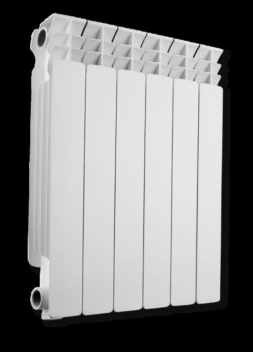 Биметаллический радиатор 500/6