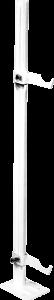 К.11.7 Кронштейн напольный регулируемый