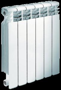 Алюминиевый радиатор 500/4