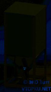 Бункер DRAGON BIOTEN БП 1200