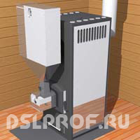 Пеллетрон-15М (печь)