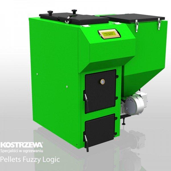 Pellets Fuzzy Logic 100