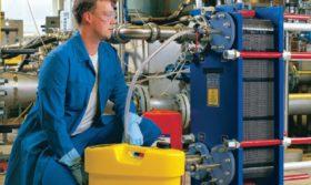 Химическая промывка котлов и теплообменников