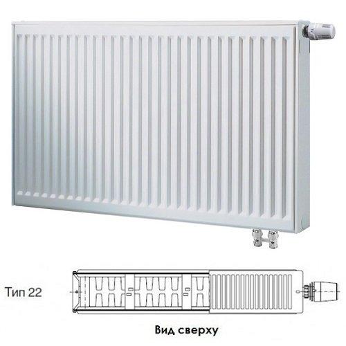 Радиатор Buderus VK-Profil 22/600/1600 ,re 7724125616