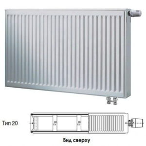 Радиатор Buderus VK-Profil 20/500/400 7724113504