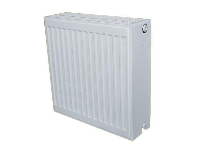 Радиатор стальной ЛУ 33 х 500 х 2600 Лидея универс. подкл. 7868 Вт. (3 кронштейна)