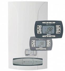 Котел газовый Baxi Luna-3 Comfort 1.310 Fi (31 кВт)