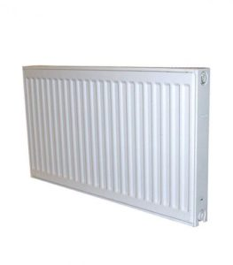 Радиатор стальной ЛУ 11 х 300 х  600 Лидея универс. подкл. 475 Вт. (2 кронштейна)