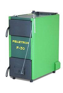 Котлы отопления pelletron
