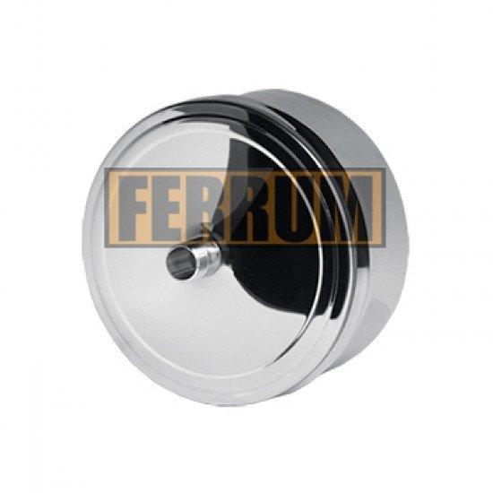 Конденсатоотвод д/сэндвича (430/0.5 мм) D280 внутр. Ferrum