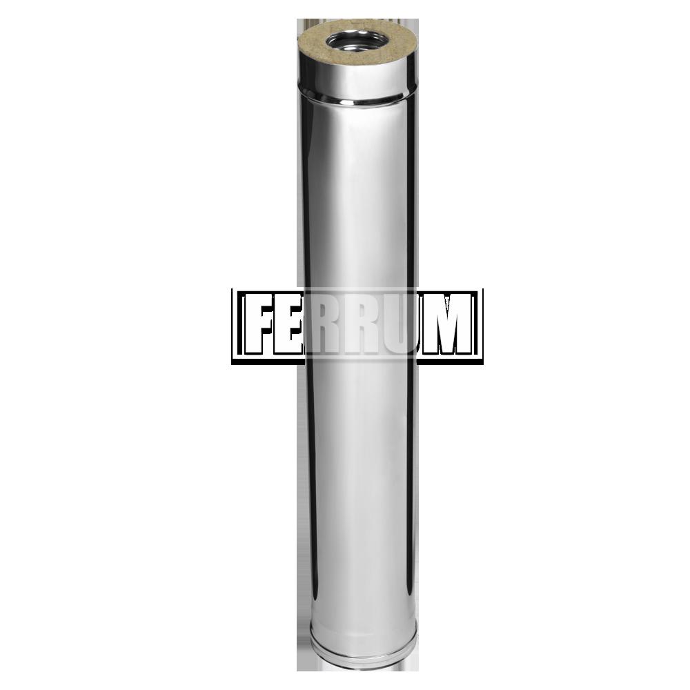 Комплект-удлинитель 0.5м (430/0.5мм + оц.) D200/280 Ferrum