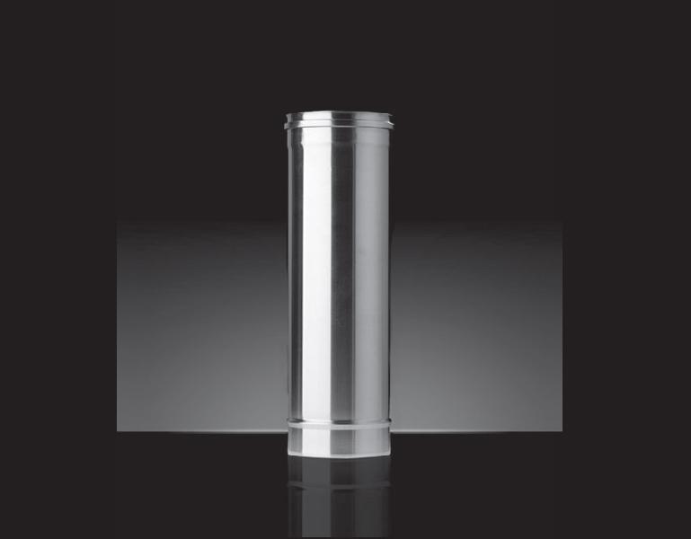 Комплект-удлинитель 0.5м (304/0,5 + 304/0,5) D160/260 Craft