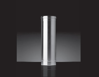 Комплект-удлинитель 0.5м (304/0,5 + 304/0,5) D180/280 Craft