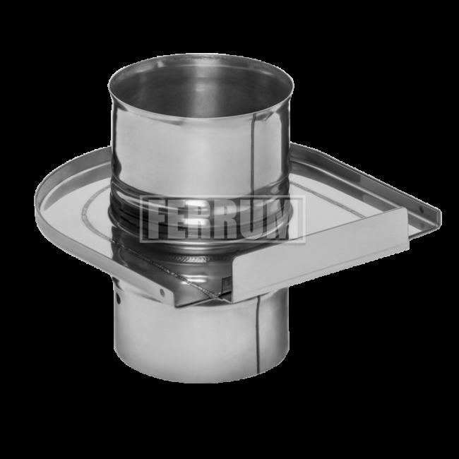 Шибер (430/0,8 мм) D120 Ferrum