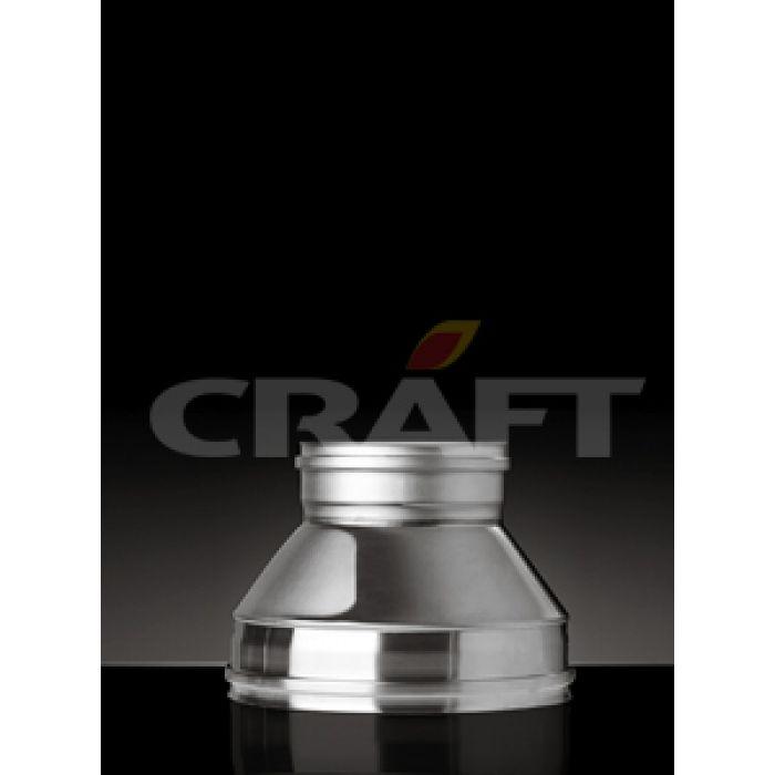Конус (304/0,5 + 304/0,5) D180/280 Craft