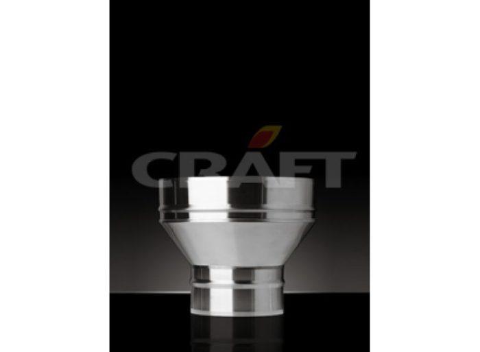 Старт-сэндвич (304/0,8 + 304/0,5) D180/280 Craft