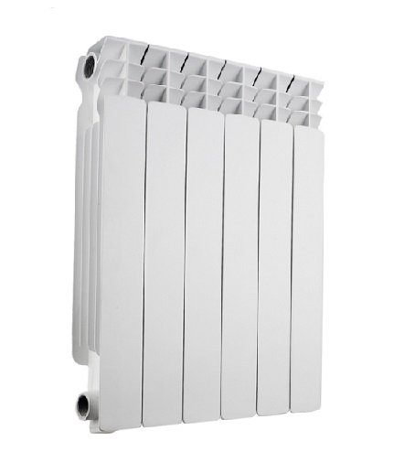 Радиатор биметаллический Termica tOrrid.new 500/80, 4 секции