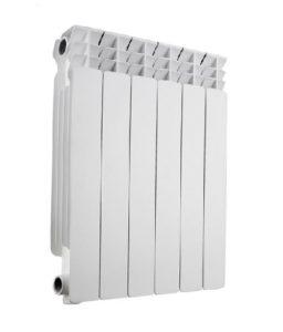 Алюминиевый радиатор Termica tOrrid.new 500/80, 4 секции