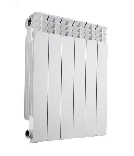 Алюминиевый радиатор Termica tOrrid.new 500/80, 8 секции