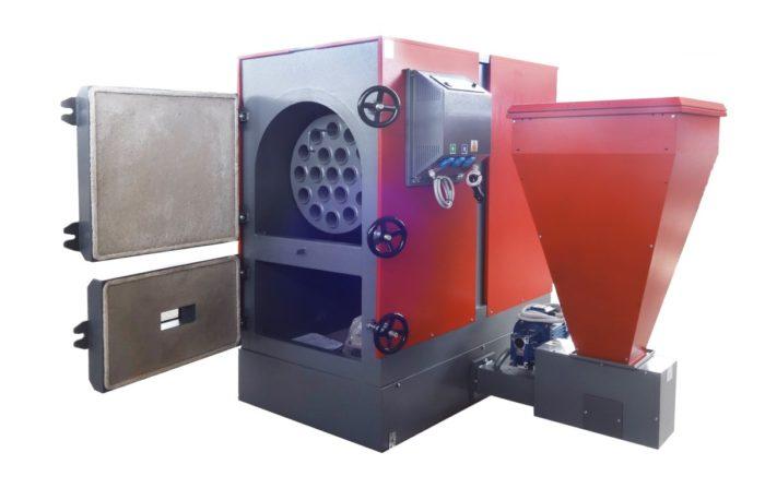 Faci CLASSICO 208 кВт пеллетный котёл