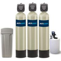 Система для удаления железа, сероводорода и жесткости ДСЛпроф DH + EFS + ACS + SFS