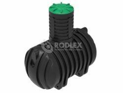 Емкость для канализации накопительная RODLEX-S4000 с горловиной 1000 мм