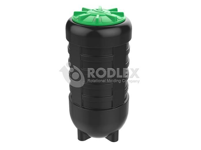 Емкость для канализации RODLEX-D1000 с крышкой