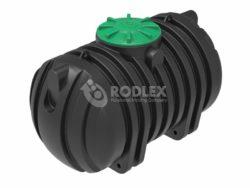 Емкость для канализации накопительная RODLEX-S4000 с крышкой
