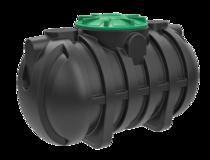 Емкость для канализации RODLEX-S2000 с винтовой крышкой
