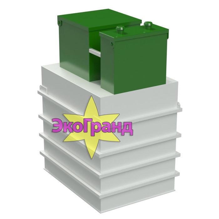 Септик Эко-Гранд 20 Лонг