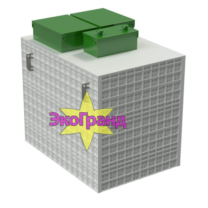 Септик Эко-Гранд 50 Пр