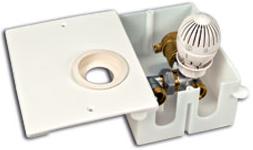 Комплект для теплого водяного пола R508K Giacomini