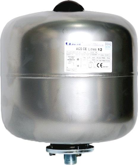 Расширительный бак для ГВС CIMM ACS CE 12 л