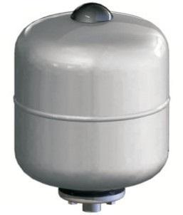 Мембранный бак для горячего водоснабжения CIMM ACS CE 18 л