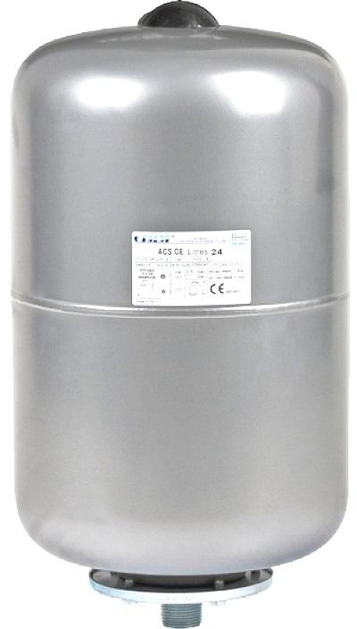 Расширительный бак для горячего водоснабжения CIMM ACS CE 24 л