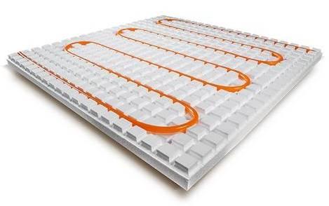 Маты для водяного теплого пола Пенощит Termo-plast WF16-50