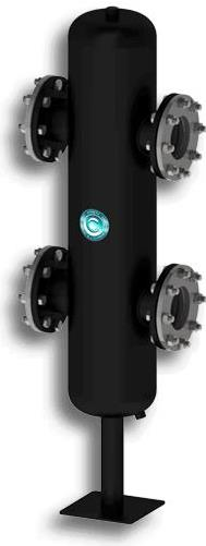 Гидравлический разделитель «СЕВЕР-220+» до 500 кВт патрубки фланцевые DN 100