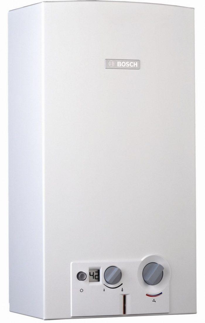 Проточный водонагреватель газовый BOSCH Therm 6000 O WRD 13-2 G23